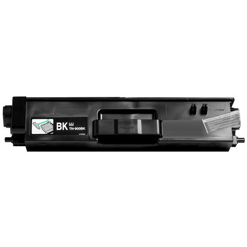 Kompatible Tonerkartusche Brother TN-900BK black, schwarz