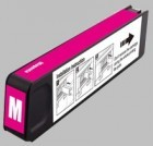 Kompatible Druckerpatrone HP 913A + 973X Magenta - F6T78AE + F6T82AE