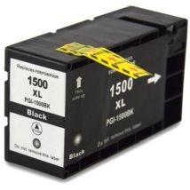 Druckerpatrone wie Canon PGI-1500 XL Schwarz, Black, 9182B001