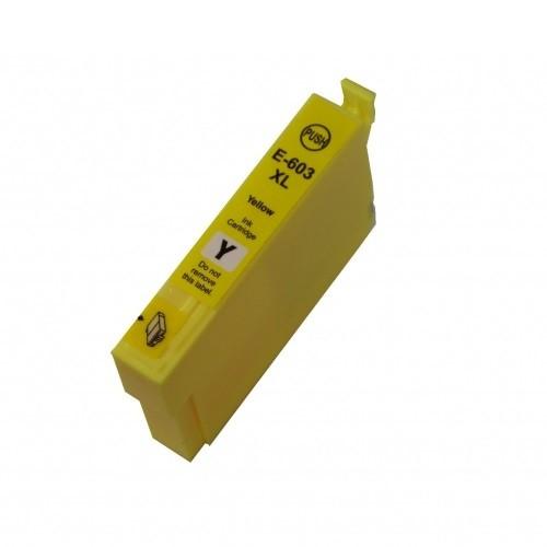 Kompatible Druckerpatrone Epson 603 XL Yellow - 3,5 fache XL Füllmenge