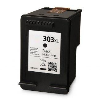 Refill Druckerpatrone HP 303 XL schwarz, black - T6N02AE, T6N04AE