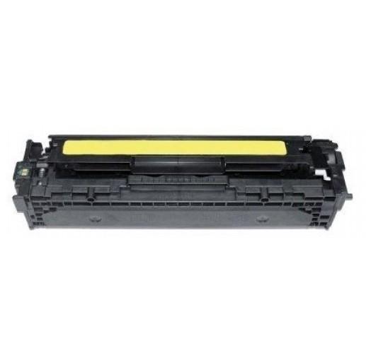 Tonerkartusche wie HP CF212A - 131A Yellow + Canon Cartridge CRG 731 Yellow