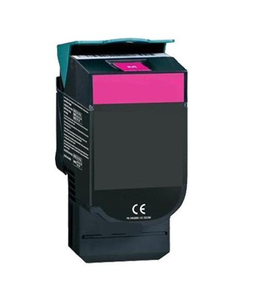 XL Tonerkartusche für Lexmark CS310, CS410, CS510 Magenta - 702HM, 702XM