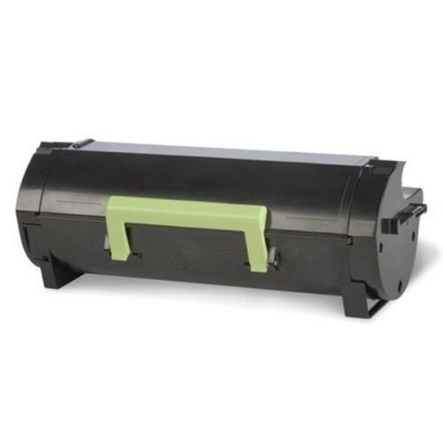 XL Tonerkartusche für Lexmark MS410, MS510, MS610 Black, Schwarz - 502H, 502X - 10.000 Seiten