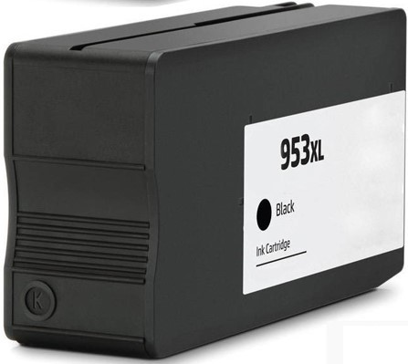 Druckerpatrone wie HP 953 XL schwarz, black - HP L0S70AE, L0S58AE