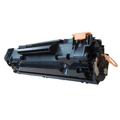 Kompatible Tonerkartusche HP CE278A, 78A, Canon Cartridge CRG 728 black, schwarz