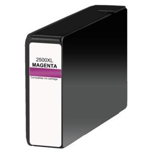 Druckerpatrone wie Canon PGI-2500 XL Magenta, 9266B001