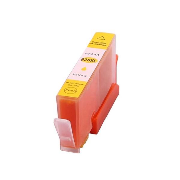 Druckerpatrone wie HP 920 XL yellow - CD974AE
