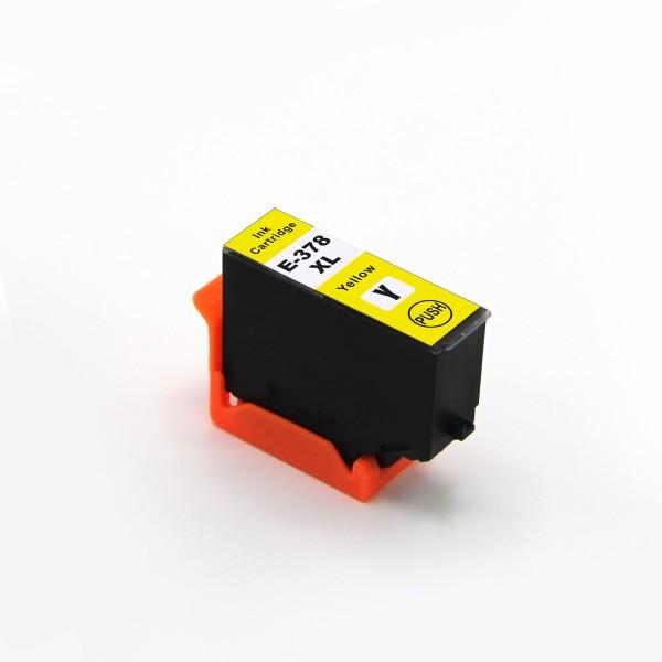 Druckerpatrone wie Epson 378 XL Yellow