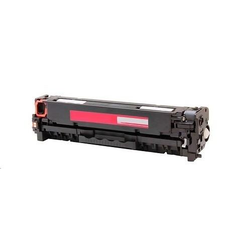 Tonerkartusche wie HP CC533A - 304A Magenta + Canon Cartridge CRG 718 Magenta