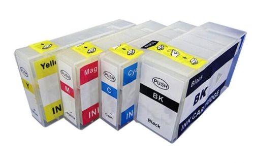 Wiederbefüllbare QUICKFILL-FILL-IN Patronen wie Canon PGI-1500 mit Auto Reset Chips